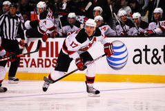 Ilya Kovalchuk New Jersey Devils Royalty Free Stock Photography