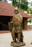 Ilya Muromets hero of Russian epic - city Monument Stock Photo