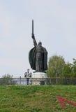 Ilya Muromets, monument Royalty-vrije Stock Foto's