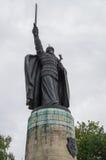 Ilya Muromets Monument in Murom. Ilya Muromets Monument. Murom, Russia Royalty Free Stock Photography