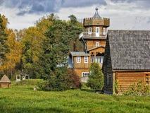 Ilya Repin-de zomerwoonplaats royalty-vrije stock afbeeldingen