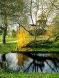 Ilya Repin-de zomerwoonplaats stock foto's