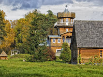 Ilya Repin summer residence. Royalty Free Stock Images