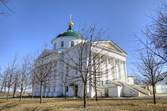 Ilyinsko-Tikhvin Church. Royalty Free Stock Photography