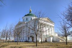Ilyinsko-Tikhvin Church. Royalty Free Stock Photography