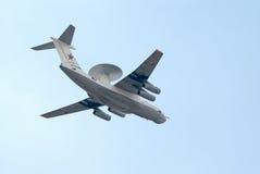 Ilyushin A-50 AEW plane Royalty Free Stock Images