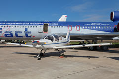 Ilyushin Il-103 Imagens de Stock Royalty Free
