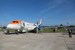 Ilyushin IL-114 Στοκ Εικόνα