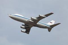 Ilyushin Il-86 Fotografia Stock Libera da Diritti