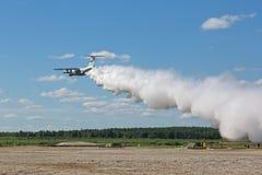 Ilyushin Il-76 Royaltyfria Bilder