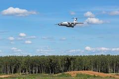 Ilyushin Il-76 Fotografía de archivo libre de regalías