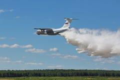 Ilyushin Il-76 Imágenes de archivo libres de regalías