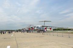 Ilyushin Il-76 Lizenzfreies Stockbild