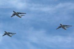 Ilyushin Il-76 Royaltyfri Bild