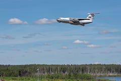 Ilyushin Il-76 Arkivbilder