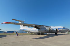 Ilyushin Il-76MD-90A Obraz Royalty Free