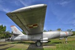 Ilyushin Il-28 Polska siły powietrzne Zdjęcie Stock