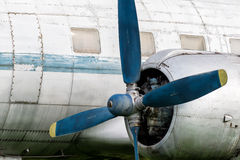 Ilyushin Il-14 Royalty Free Stock Photo