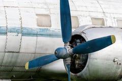 Ilyushin Il-14 Royalty Free Stock Photo