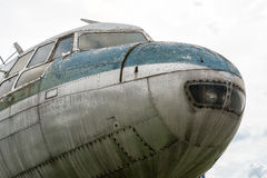 Ilyushin Il-14 Royalty Free Stock Photos