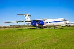 Ilyushin Il-76 samolot Zdjęcie Royalty Free