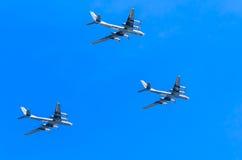3 Ilyushin Il-76 (sincero) Fotos de archivo