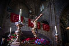 Imágenes católicas Foto de archivo libre de regalías