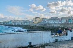 Imágenes de Cuba - Baracoa Foto de archivo libre de regalías