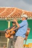 Imágenes de Cuba - gente cubana foto de archivo