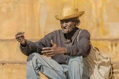 Imágenes de Cuba - gente cubana Foto de archivo libre de regalías