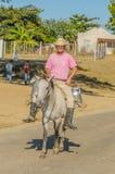 Imágenes de Cuba - gente cubana Imagenes de archivo