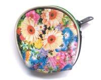 Imágenes de la cartera de flores Foto de archivo libre de regalías