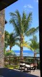 Imágenes de la forma de vida del centro turístico y del balneario de la bahía de Westin Turtal en Mauricio Fotografía de archivo libre de regalías
