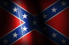 Imágenes de las banderas confederadas Fotografía de archivo