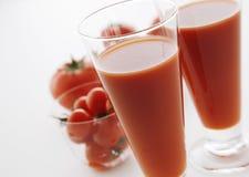 Imágenes de las bebidas frescas de la fruta y verdura fotografía de archivo