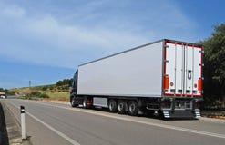 Imágenes de los camiones de petrolero Fotografía de archivo libre de regalías