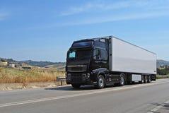Imágenes de los camiones de petrolero Foto de archivo libre de regalías