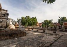 Imágenes de Wat Yai Chaimongkol Buddha Fotos de archivo libres de regalías