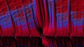 Imágenes del fractal multicoloras almacen de video