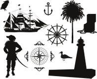 Imágenes del pirata libre illustration