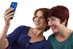 Imágenes del teléfono celular Imágenes de archivo libres de regalías