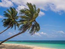 Im?genes hermosas de playas arenosas en Koh Phangan imágenes de archivo libres de regalías