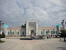 Imán al-Bukhari de Samarkand Fotografía de archivo