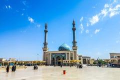 Imán Hassan Asgari Mosque 11 de Qom imagen de archivo