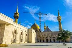 Imán Khomeini Shrine 03 de Teherán imagenes de archivo