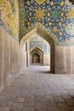 Imã Mosque (imã de Masjed-e) em Isfahan, Irã imagem de stock royalty free