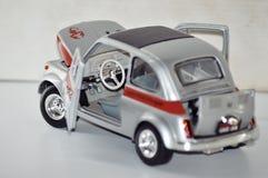 Im altem Stil Modell des Autos Stockbilder