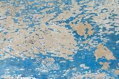 Im altem Stil Weinlesewand-Hintergrundblau Stockbilder