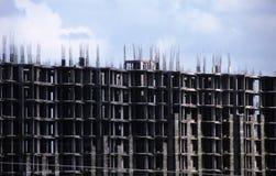 Im Bau errichten Stockfotos