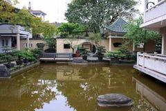 Im Elling Park Chongqing Lizenzfreie Stockfotos